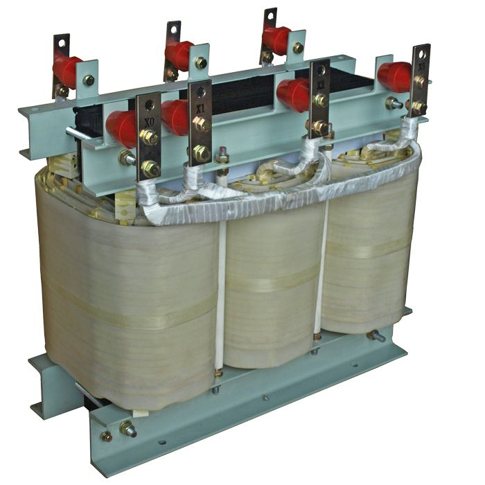 Low-Voltage Three-Phase Dry-Type Transformers High-Quality