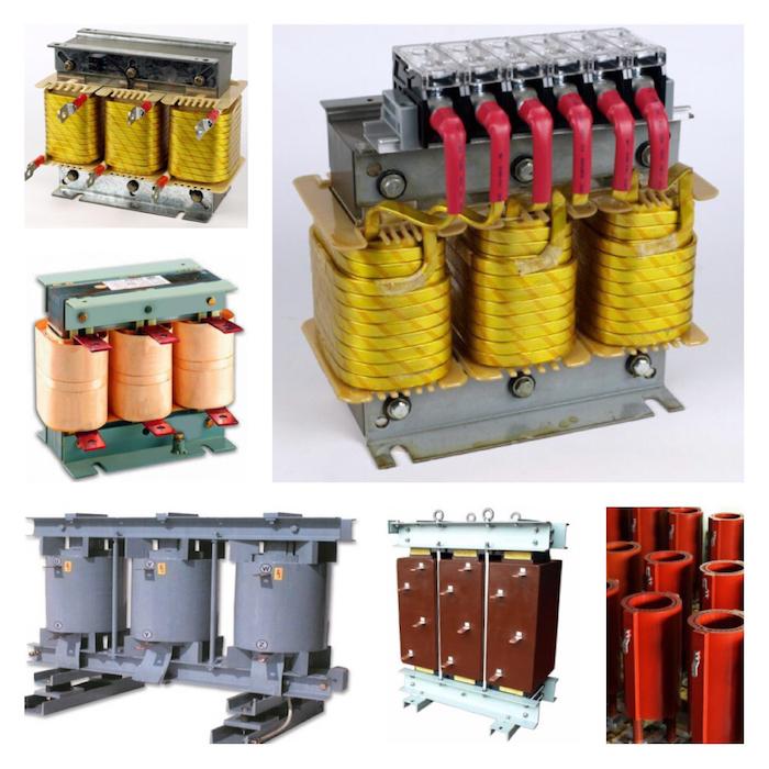 LV / MV Elektrische Reaktoren