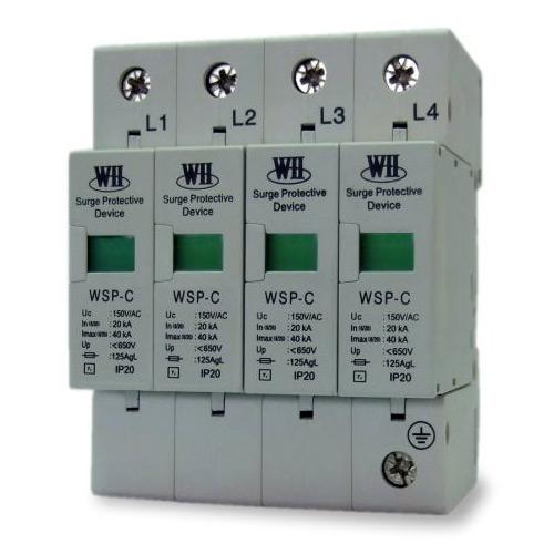 模塊組合型突波保護器 (SPD)