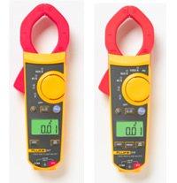 Fluke 317/319 真有效值交直流數位鈎表/電流錶