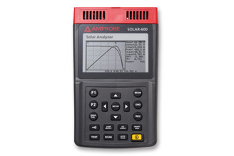 Amprobe SOLAR-600 太陽能功率分析儀