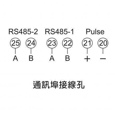 BAW-4C 接線圖 2