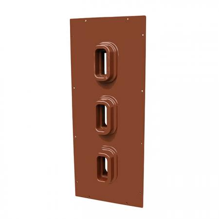 Epoxy Bushing Plate for Busbars (for Horizontal Wiring)