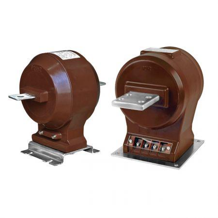 3kV / 7kV 銅板端子型模注比流器 – 單(雙)鐵心/單(雙)比值