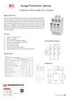 巧力 PV 系統突波保護器 (WSP-PV40)