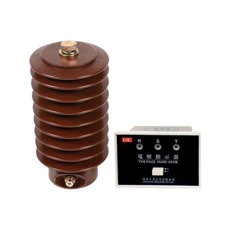 مؤشر الجهد لنظام طاقة متوسط الجهد (24 kV)