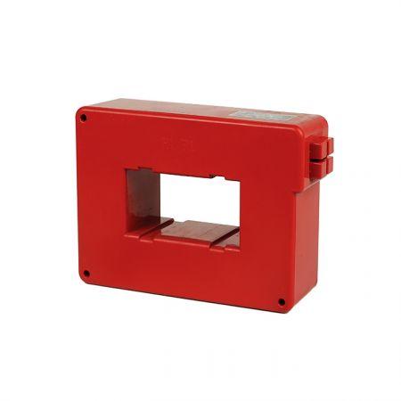 雙鐵心貫穿式方型低壓比流器 (計測表用兼保護用)
