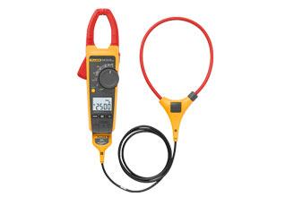 使用 iFlex™ 的 Fluke 376 真均方根交流/直流電流鉤錶