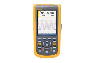 Fluke 120B 系列工業用 ScopeMeter® 掌上型示波器