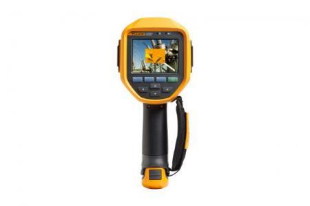 Fluke Ti450 SF6 氣體檢漏熱像儀