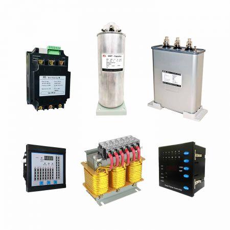 低壓功因改善電力電容器組