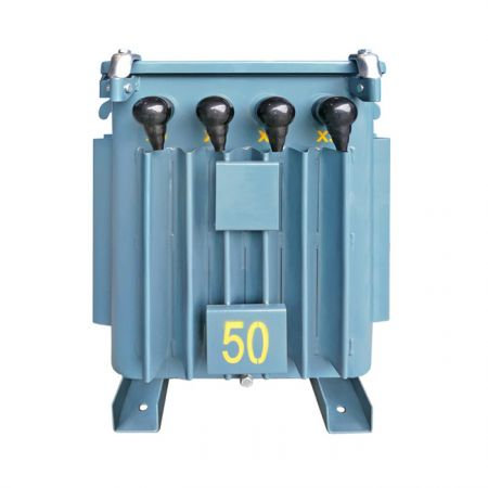 Low-Voltage Oil-Immersed Transformers (≤ 50 kVA)