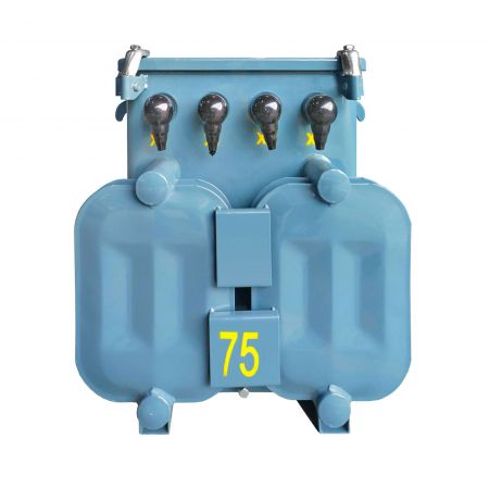 Low-Voltage Oil-Immersed Transformers (75—300 kVA)