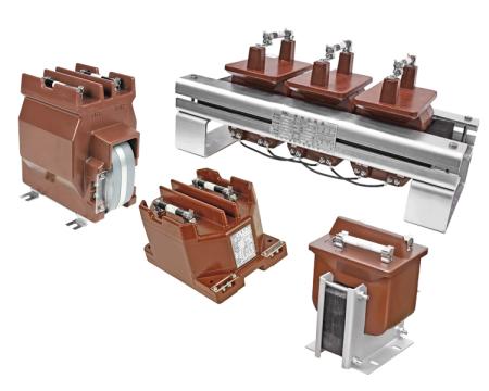 中電圧計器用変圧器 (3〜7.2 kV)