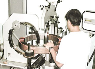 Winding Machine - Toroidal Winding Machine