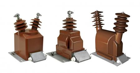 Outdoor-Type Potential Transformers for Billing (Epoxy-Cast)
