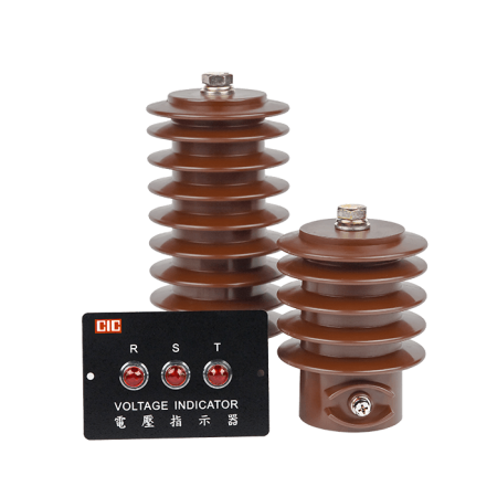 Aisladores de monitoreo de voltaje e indicadores de voltaje