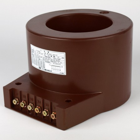 Epoxy Bushing Current Transformer for Medium-Voltage C-GIS