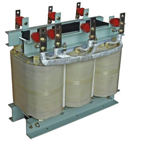 Low-Voltage Three-Phase Dry-Type Transformers
