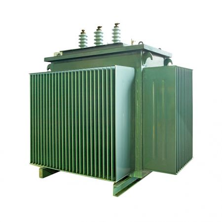 Medium-Voltage Oil-Immersed Transformers (500—3000 kVA)