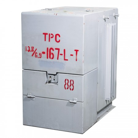 Pad-Mounted Distribution Transformer