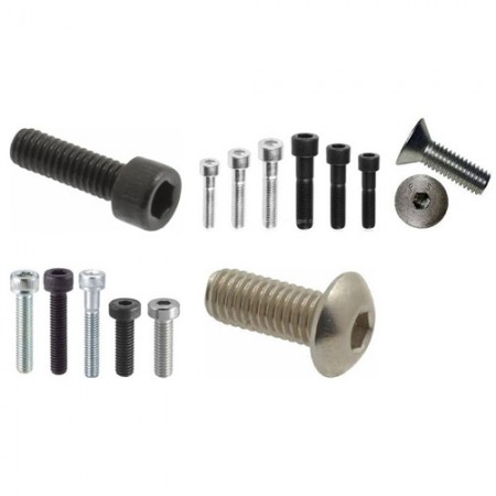 Hex Cap Screws (Finished Hex Bolts)