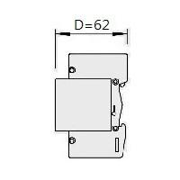 模塊組合型突波保護器