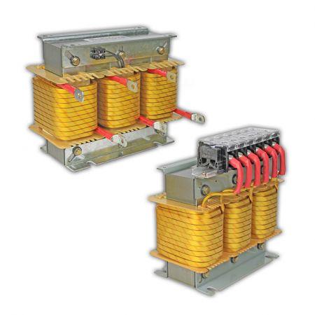Reatores em Série de Baixa Tensão (Reatores Detuned)