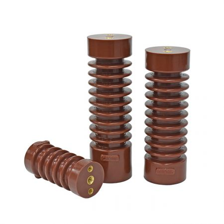 Medium-Voltage Epoxy Support Insulators