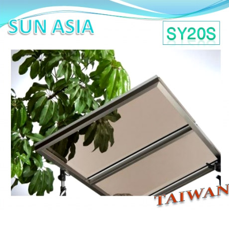 UV400 Solid Polycarbonate Sheet (Brown) - UV400 Solid Polycarbonate Sheet (Brown)