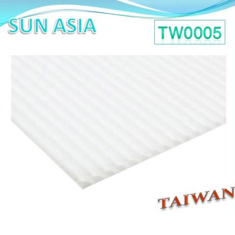 Shutter Multiwall Polycarbonate Sheet (Opal) - Shutter Multiwall Polycarbonate Sheet (Opal)