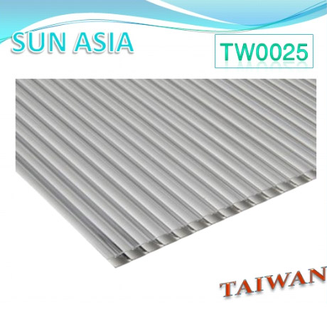 Shutter Multiwall Polycarbonate Sheet (Brown) - Shutter Multiwall Polycarbonate Sheet (Brown)