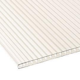 Hoja de policarbonato de pared doble - Hoja de policarbonato de pared doble