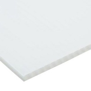 Hoja de policarbonato de pared doble de difusión - Hoja de policarbonato de pared doble de difusión
