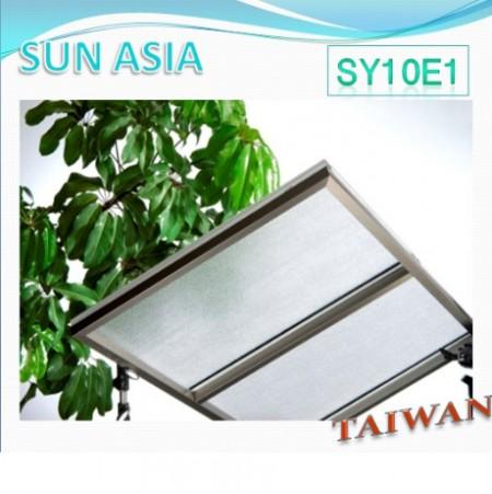 UV400 PC顆粒板 (透明) - UV400 PC顆粒板 (透明)