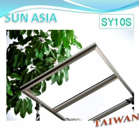 لوح البولي كربونات الصلبة UV400 (شفاف)