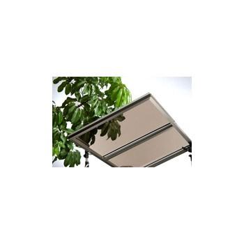 ورق پلی کربنات جامد با عملکرد بالا UV400 (قهوه ای) - ورق پلی کربنات جامد با عملکرد بالا UV400 (قهوه ای)