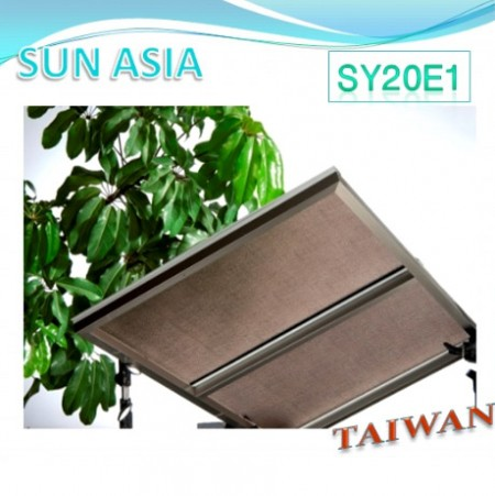 UV400 PC顆粒板 (茶色) - UV400 PC顆粒板 (茶色)