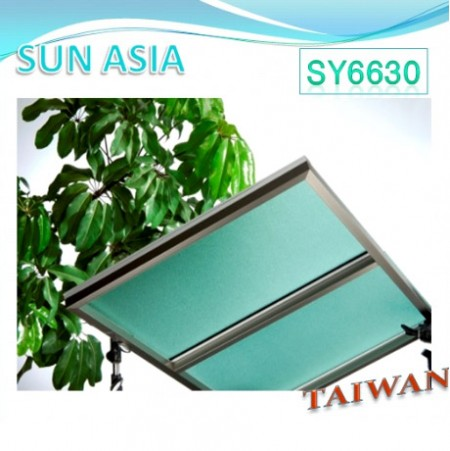 Matte Polycarbonate Sheet (Light Green)