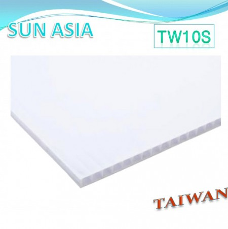 Twin Wall Polycarbonate Sheet (Opal) - Twin Wall Polycarbonate Sheet (Opal)