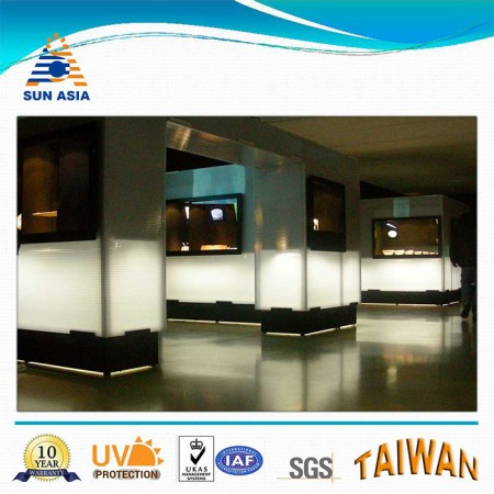 Multi wall polycarbonate panels