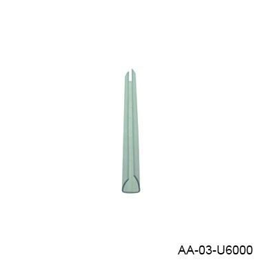 Polycarbonate profile (U type)
