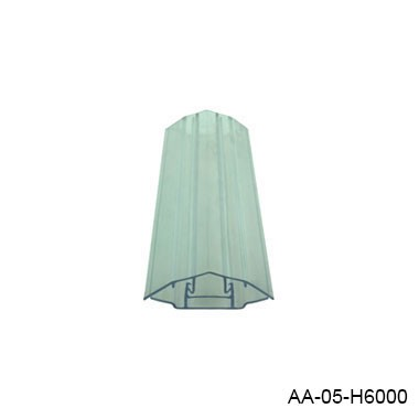 Polycarbonate Profile (H Type) - Polycarbonate Profile (H Type)