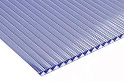 Shutter Multiwall Polycarbonate Sheet