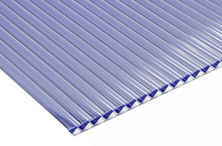 Shutter Multiwall Polycarbonate Sheet