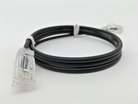 28awg-Patch Cord-BK