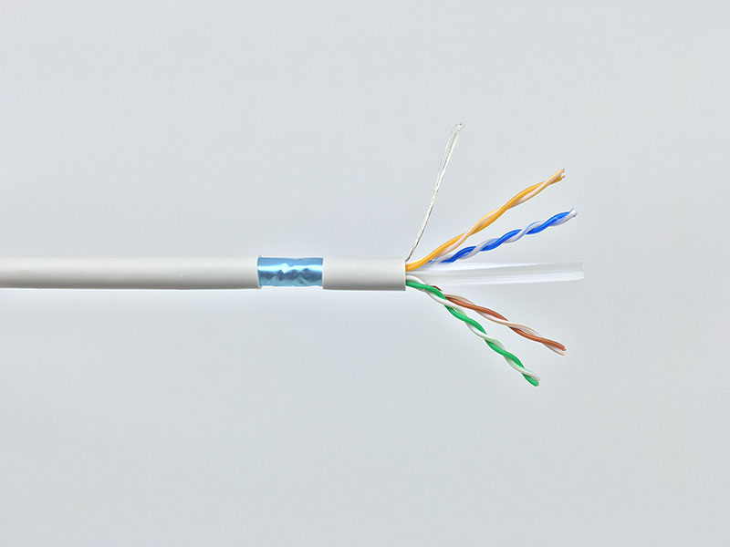 hyper-data 2000 category 6 f  utp lan cable