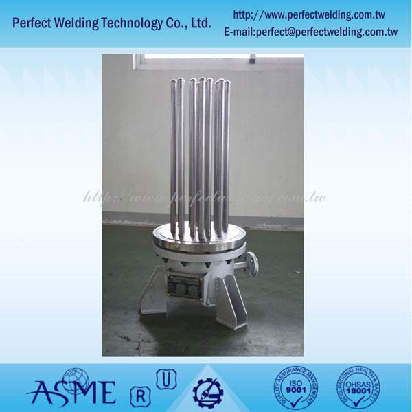 鉭金屬刺刀式熱交換器