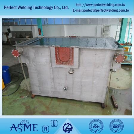 Titanium DSA (Dimensionally Stable Anode) Shelf