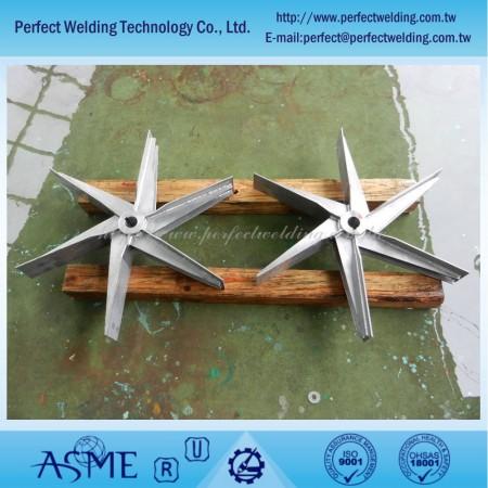 锆金属产品 - 锆金属叶轮